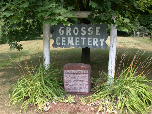 Historic and Archaeological Sites of Oconto County - Oconto